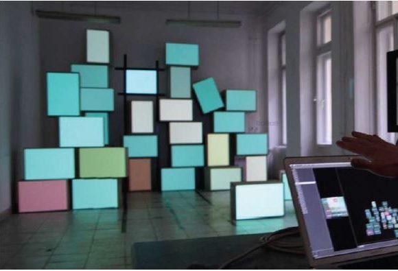 Atelier numérique Music Motion